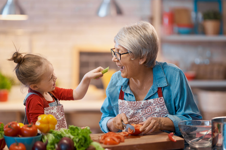 Holistic Care For Grandmothers And Grandkids